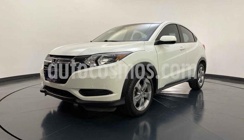 Honda HR-V Uniq Aut usado (2016) color Blanco precio $249,999