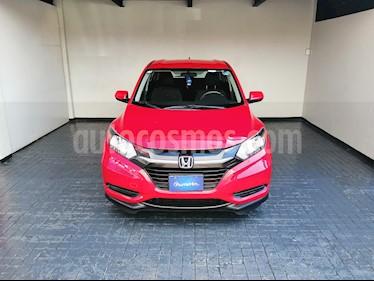 Honda HR-V Uniq usado (2016) color Rojo precio $242,500