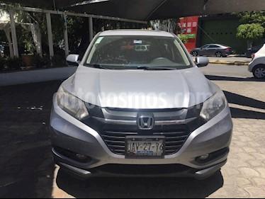 Honda HR-V Epic Aut usado (2017) color Plata Diamante precio $239,000