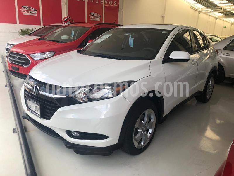 Honda HR-V Epic Aut usado (2016) color Blanco precio $269,100