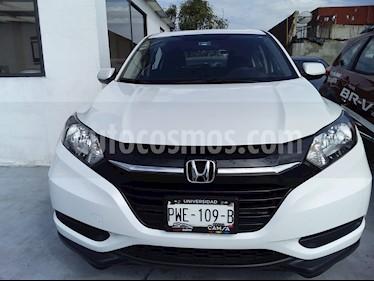 Foto Honda HR-V Uniq Aut usado (2016) color Blanco precio $235,000