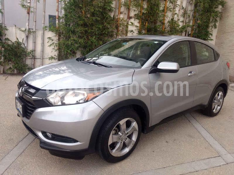 Honda HR-V Epic Aut usado (2017) color Plata precio $267,000