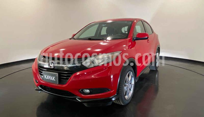 Honda HR-V Epic Aut usado (2017) color Rojo precio $277,999