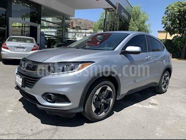 Honda HR-V 5 pts. Prime usado (2019) color Plata precio $347,000