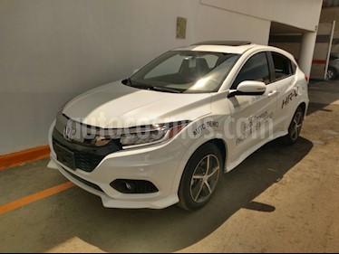 Honda HR-V Touring Aut usado (2020) color Blanco Platinado precio $406,900