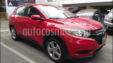 Honda HR-V 5p Uniq L4/1.8 Aut usado (2017) color Rojo precio $248,000
