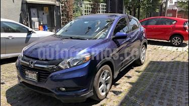 Honda HR-V Epic Aut usado (2016) color Azul Electrico precio $225,000