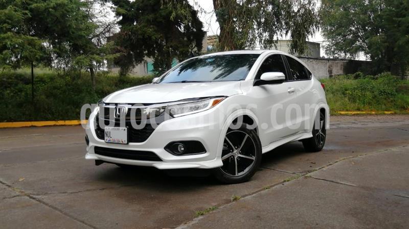 Honda HR-V Touring Aut usado (2019) color Blanco precio $385,000