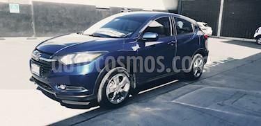Honda HR-V Epic Aut usado (2017) color Azul Electrico precio $275,000