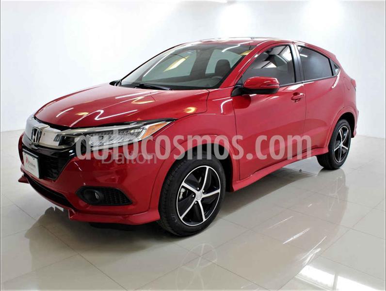 Honda HR-V Touring Aut usado (2020) color Rojo precio $405,000