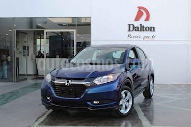 Honda HR-V Epic Aut usado (2016) color Azul precio $269,000