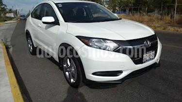 Foto Honda HR-V 5P UNIQ L4/1.8 AUT usado (2017) color Blanco precio $260,000