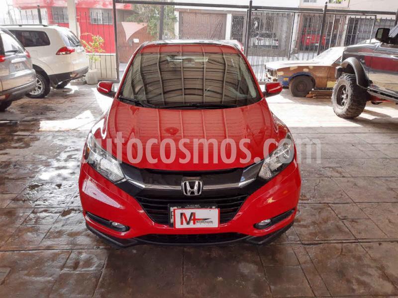 Foto Honda HR-V Epic Aut usado (2018) color Rojo precio $299,000