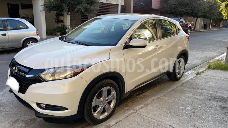 Honda HR-V Epic Aut usado (2016) color Blanco precio $240,000