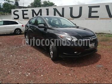 Honda HR-V Epic Aut usado (2016) color Negro precio $235,000
