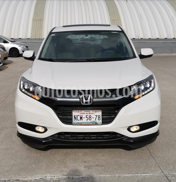 Honda HR-V Touring Aut usado (2018) color Blanco precio $299,000