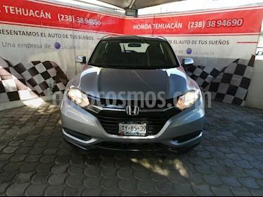 Honda HR-V Uniq Aut usado (2018) color Plata Diamante precio $285,000