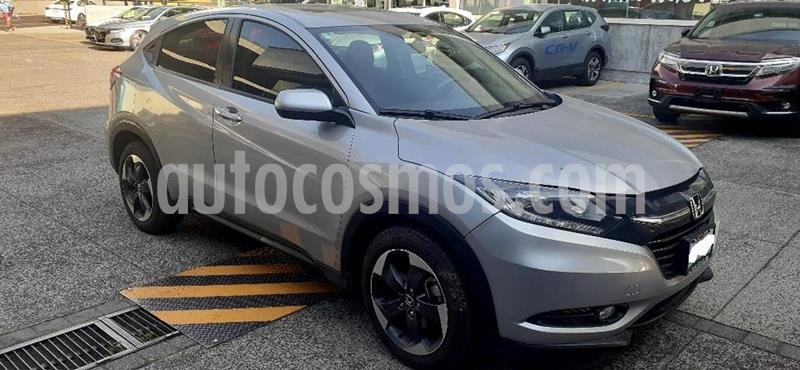 Foto Honda HR-V Touring Aut usado (2018) color Plata precio $339,000