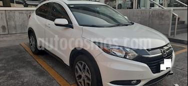 Foto Honda HR-V 5P EPIC CVT QC F. NIEBLA RA-17 usado (2016) color Blanco precio $269,000