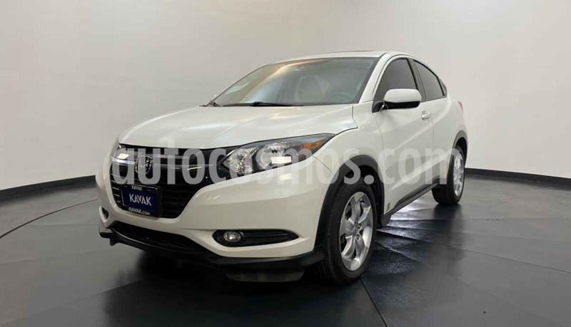 Honda HR-V Version usado (2016) color Blanco precio $259,999