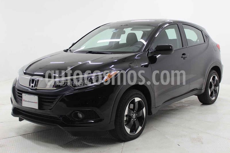 Honda HR-V Prime Aut usado (2020) color Negro precio $375,000