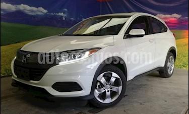 Honda HR-V 5P UNIQ TM6 RA-17 usado (2019) color Blanco precio $318,600