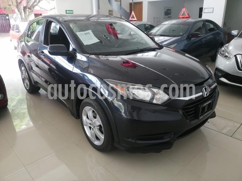 Honda HR-V Uniq usado (2016) color Negro precio $235,000
