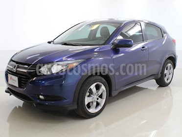 Honda HR-V 5p Epic L4/1.8 Aut usado (2017) color Azul precio $269,000