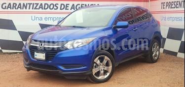 Honda HR-V Uniq usado (2017) color Azul precio $270,000
