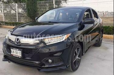 Honda HR-V Touring Aut usado (2019) color Negro precio $345,000