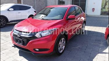 Honda HR-V Epic Aut usado (2018) color Rojo precio $295,000