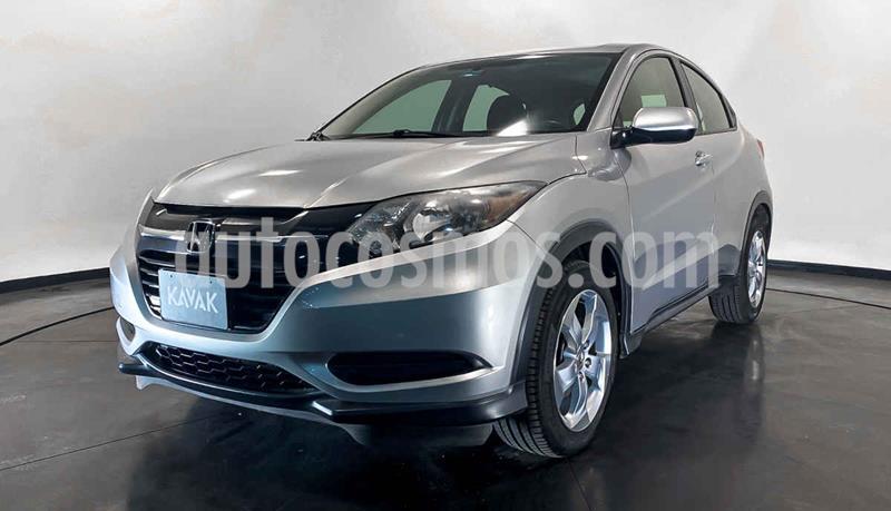 Honda HR-V Uniq Aut usado (2016) color Plata precio $247,999