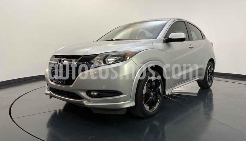 Honda HR-V Version usado (2016) color Gris precio $259,999