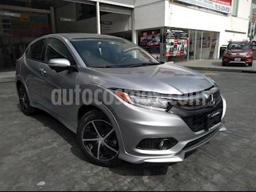 Foto Honda HR-V 5p Touring L4/1.8 Aut usado (2019) color Plata precio $386,787
