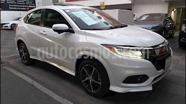 Honda HR-V 5p Touring L4/1.8 Aut usado (2019) color Blanco precio $385,000