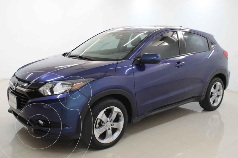 Foto Honda HR-V Version usado (2016) color Azul precio $309,000