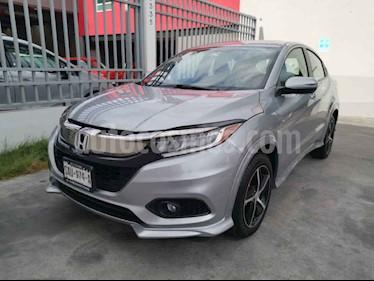 Honda HR-V Touring Aut usado (2019) color Plata precio $339,000