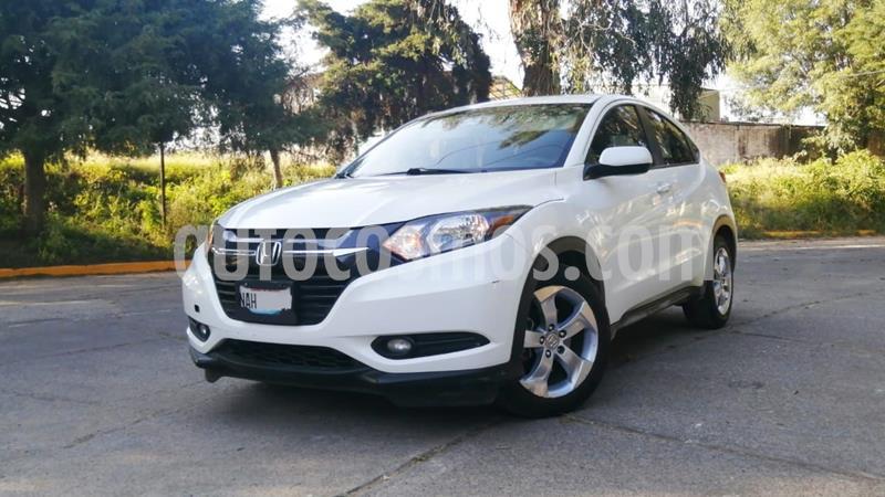 Honda HR-V Epic Aut usado (2016) color Blanco precio $250,000