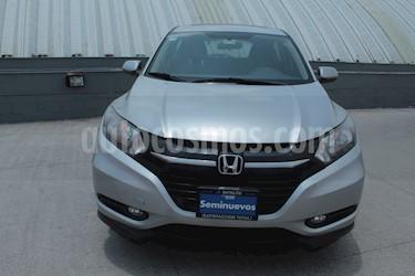 Honda HR-V Epic Aut usado (2016) color Plata Diamante precio $249,000