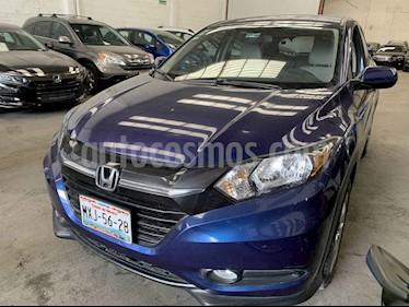 Honda HR-V Epic Aut usado (2016) color Azul precio $245,000