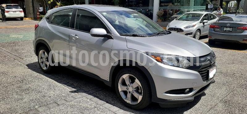 Foto Honda HR-V Epic Aut usado (2018) color Plata precio $327,000