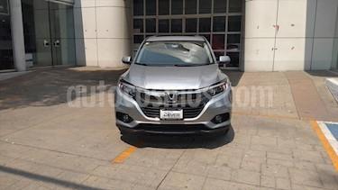 Honda HR-V Prime Aut usado (2019) color Plata precio $330,000