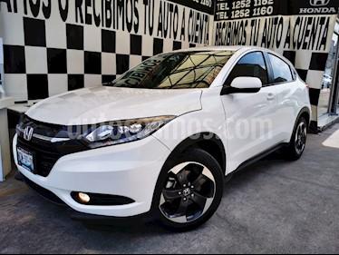 Honda HR-V Touring Aut usado (2018) color Blanco precio $319,000
