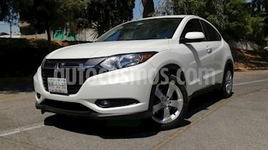 Honda HR-V 5P EPIC CVT QC F. NIEBLA RA-17 usado (2016) color Blanco precio $258,000