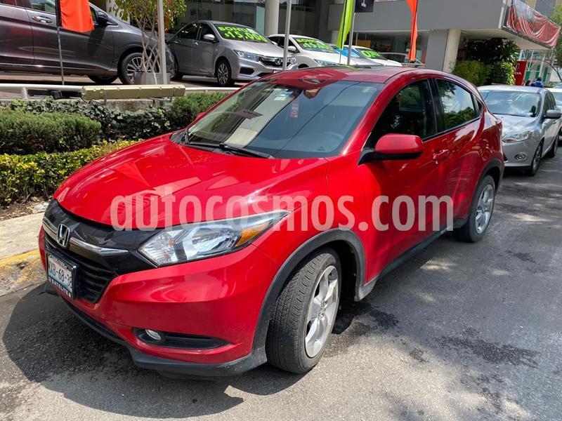 Honda HR-V Epic Aut usado (2016) color Rojo precio $248,000