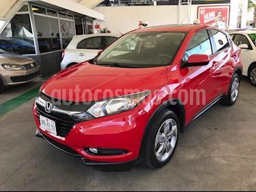 Foto Honda HR-V Epic Aut usado (2018) color Rojo precio $319,000