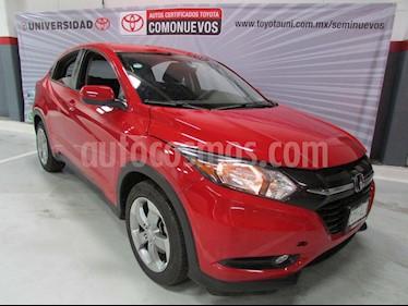 Honda HR-V Epic Aut usado (2017) color Rojo precio $275,000