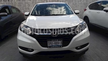 Honda HR-V 5P EPIC CVT QC F. NIEBLA RA-17 usado (2016) color Blanco precio $240,000