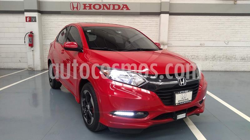 Honda HR-V Epic Aut usado (2018) color Rojo precio $309,000