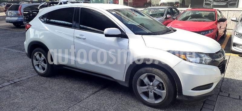 Honda HR-V Uniq usado (2016) color Blanco precio $249,000